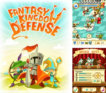 In addition to the game Warriors Zhao 3D for mobile phone, you can download mobile game Fantasy kingdom defense for free.