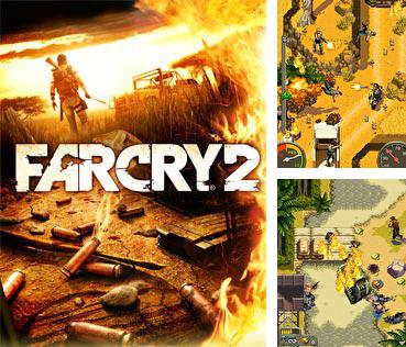 In addition to the game Liquid crystal for mobile phone, you can download mobile game Far Cry 2 for free.
