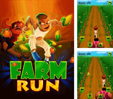 In addition to the game Harem Monkey for mobile phone, you can download mobile game Farm run for free.