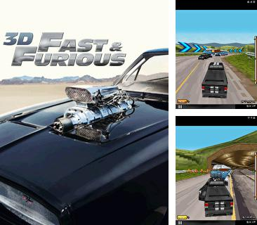 In addition to the game S.T.A.L.K.E.R Clear sky for mobile phone, you can download mobile game Fast and Furious 3D for free.