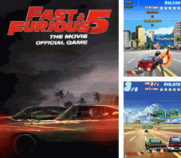 En plus du jeu Les X-Men. La Génétique pour votre téléphone, vous pouvez télécharger gratuitement Rapides et Furieux: le Jeu Officiel, Fast Five the Movie: Official Game.