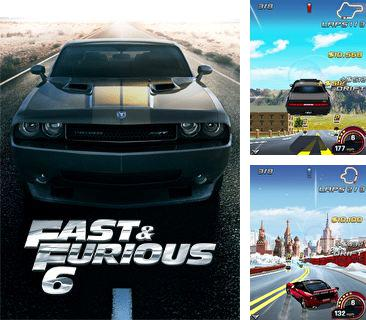 In addition to the game Kartmania 3D Bluetooth for mobile phone, you can download mobile game Fast & Furious 6 for free.