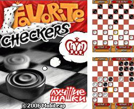 In addition to the game Labyrinth Rat for mobile phone, you can download mobile game Favorite checkers for free.
