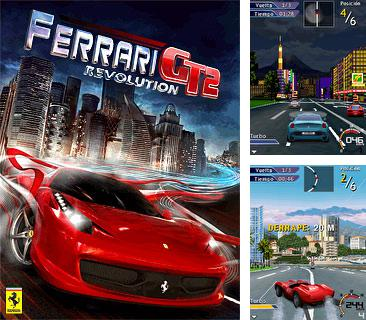In addition to the game Jeopardy! Deluxe for mobile phone, you can download mobile game Ferrari GT 2 Revolution for free.