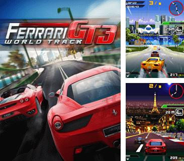 In addition to the game Kissing Frenzy for mobile phone, you can download mobile game Ferrari GT 3: World Track for free.