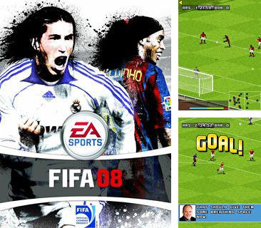 In addition to the game Spider-Man 3: Puzzle for mobile phone, you can download mobile game FIFA 2008 for free.