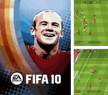 In addition to the game Quake III 3D for mobile phone, you can download mobile game FIFA 2010 mobile for free.