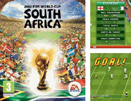 In addition to the game Fruit Machine Gold for mobile phone, you can download mobile game Fifa 2010: South Africa World Cup for free.