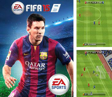 In addition to the game Casanova: Erotic Massage for mobile phone, you can download mobile game FIFA 15 for free.