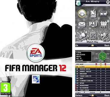 Download free mobile game: FIFA Manager 2012 - download free games for mobile phone.