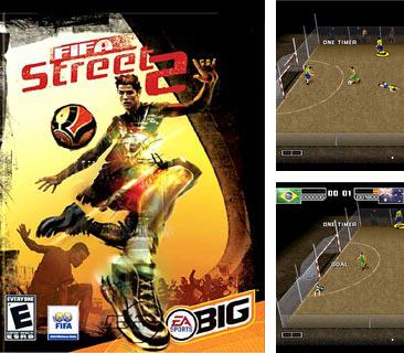 In addition to the game Comcraft Pocket Edition for mobile phone, you can download mobile game FIFA Street 2 for free.