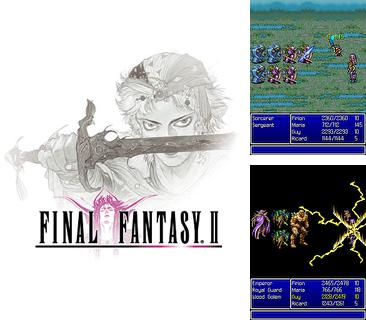 Download free mobile game: Final Fantasy II - download free games for mobile phone.