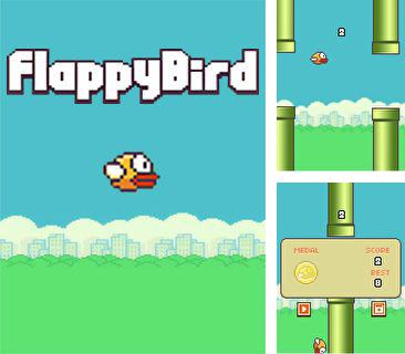 In addition to the game Heli-cab express for mobile phone, you can download mobile game Flappy bird for free.