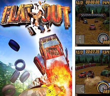 In addition to the game FIFAA: World сup 2014 for mobile phone, you can download mobile game Flatout 3D for free.