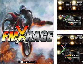 In addition to the game Burkozel for mobile phone, you can download mobile game FMX Rage for free.