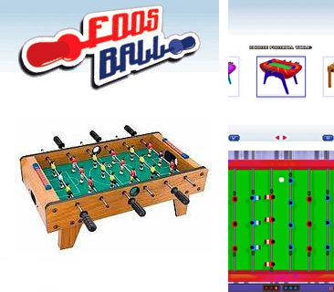 Download free mobile game: Foosball by Breakpoint - download free games for mobile phone.