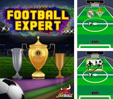 Download free mobile game: Football expert - download free games for mobile phone.