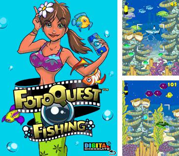 In addition to the game Hot bubble babes for mobile phone, you can download mobile game Foto Quest Fishing for free.
