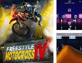 In addition to the game War of the Worlds for mobile phone, you can download mobile game Freestyle Motocross IV for free.