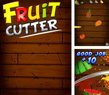 In addition to the game Dewy's Adventure for mobile phone, you can download mobile game Fruit cutter for free.