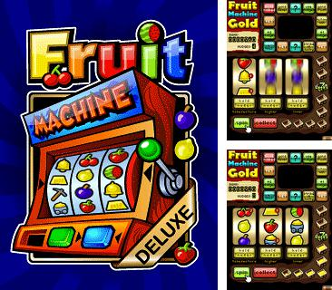 Download free mobile game: Fruit Machine Deluxe - download free games for mobile phone.