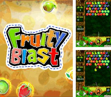 In addition to the game Black Jack Masters for mobile phone, you can download mobile game Fruity blast for free.
