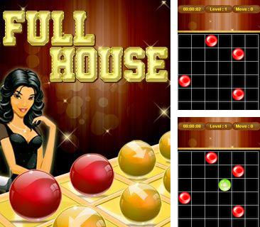 In addition to the game Hot School Girls Sudoku for mobile phone, you can download mobile game Full house for free.