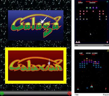 In addition to the game Lego Batman. The Mobile Game for mobile phone, you can download mobile game Galaxian (Galaga) for free.