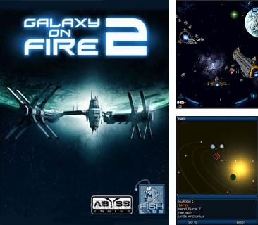 En plus du jeu Ecrase le fourmi pour votre téléphone, vous pouvez télécharger gratuitement La Galaxie est en Feu 2 (la Version Complète), Galaxy On Fire 2 (full version).