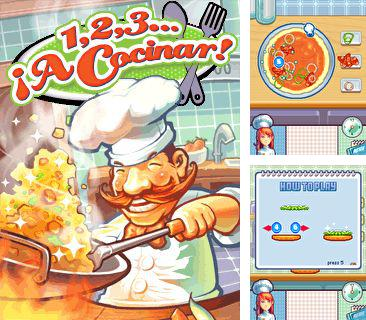In addition to the game Casanova: College for mobile phone, you can download mobile game Get Cookin' for free.