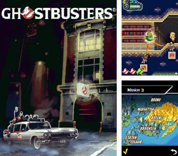 In addition to the game Lego Batman. The Mobile Game for mobile phone, you can download mobile game Ghostbusters: Ghost Trap for free.