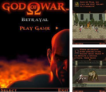 In addition to the game Colin McRae: Dirt 2D/3D for mobile phone, you can download mobile game God Of War: Betrayal for free.