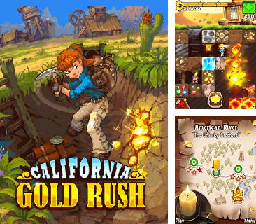 In addition to the game Ghosts zuma for mobile phone, you can download mobile game Gold Rush: California for free.