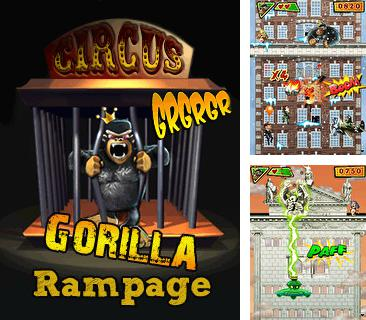 In addition to the game Warhammer 40000 Space Hulk for mobile phone, you can download mobile game Gorilla Rampage for free.