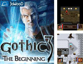 In addition to the game Jeopardy! Deluxe for mobile phone, you can download mobile game Gothic 3 for free.