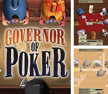 Download free mobile game: Governor of Poker - download free games for mobile phone.