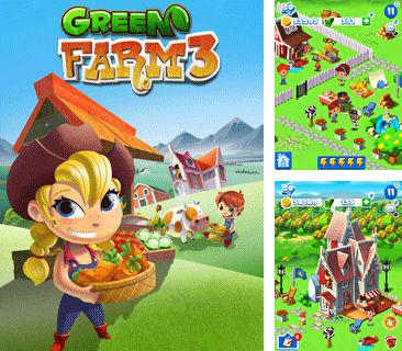 Download free mobile game: Green farm 3 - download free games for mobile phone.