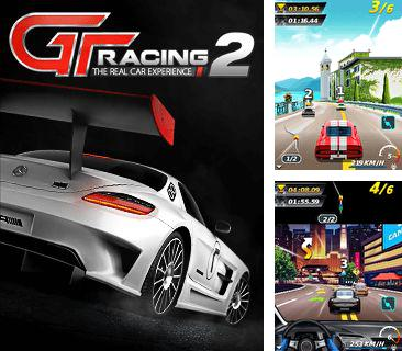 In addition to the game Super car race for mobile phone, you can download mobile game GT Racing 2: The real car experience for free.