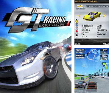 In addition to the game Liquid crystal for mobile phone, you can download mobile game GT Racing motor academy for free.