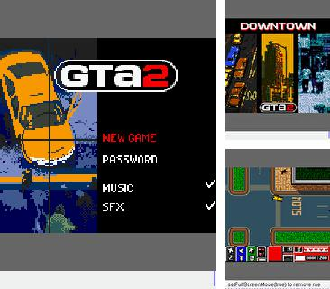 In addition to the game Puzzle Bobble Mobile Mania for mobile phone, you can download mobile game GTA 2 for free.