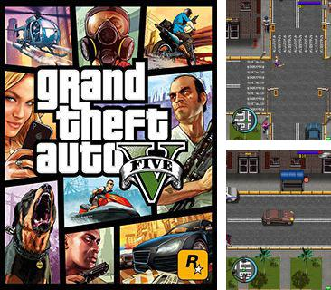 Download free mobile game: GTA 5 MOD - download free games for mobile phone.