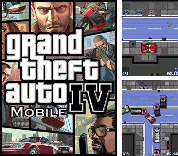 In addition to the game Sherlock Holmes: Begins for mobile phone, you can download mobile game GTA IV for free.