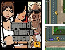 Download free mobile game: GTA mobile mod - download free games for mobile phone.