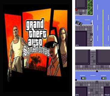 In addition to the game Guns, Wheels & Madheads 2 for mobile phone, you can download mobile game GTA San Andreas for free.