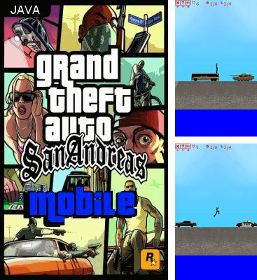 In addition to GTA San Andreas mobile for Samsung CorbyPRO, you can download other free Java games