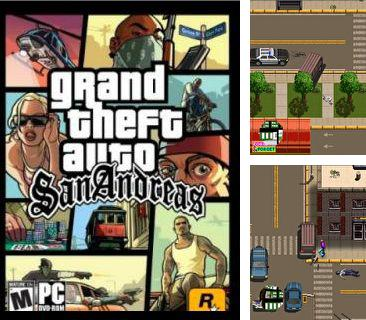 In addition to the game Woody wood pecker: In waterfools for mobile phone, you can download mobile game GTA San Andreas MOD 2 for free.