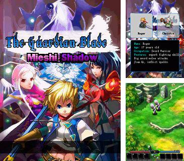 In addition to the game 4 in 1 Puzzle Classics for mobile phone, you can download mobile game Guardian blade: Meishi shadow for free.