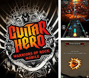 En plus du jeu Slider d'autumn: Lidia pour votre téléphone, vous pouvez télécharger gratuitement Le Héro de la Guitare 6: les Guerriers du Rock, Guitar Hero 6 Warriors of Rock.