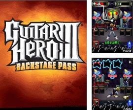 In addition to the game Asian Erotic Fighter for mobile phone, you can download mobile game Guitar Hero III: Backstage Pass for free.