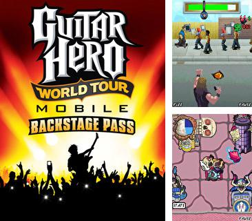 In addition to the game Real Football Manager 2013 for mobile phone, you can download mobile game Guitar Hero World Tour: Backstage Pass for free.